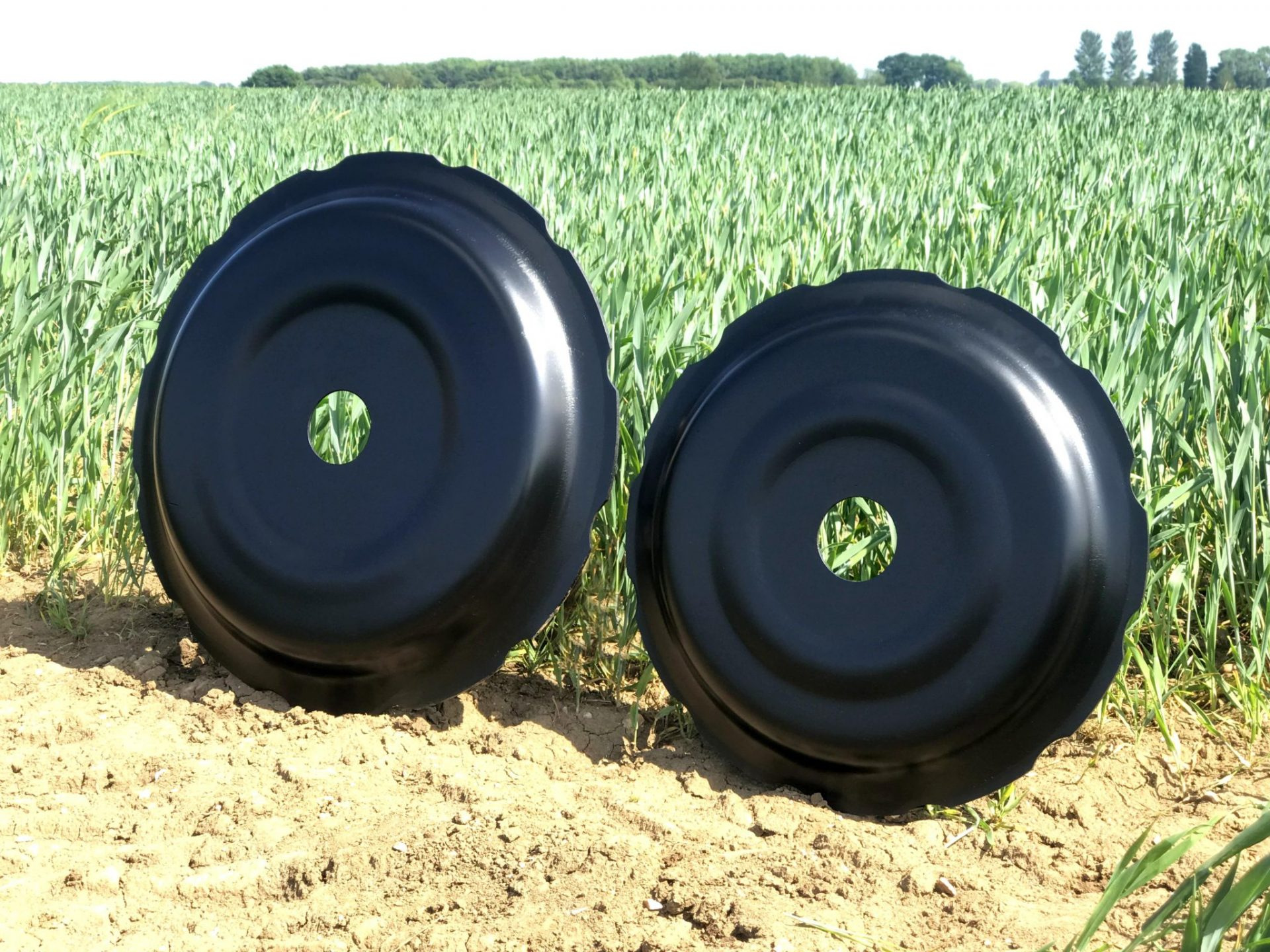 Double Drive Ring (DDR) from Agricast improves on the Double Disc ring